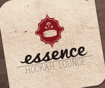Essence Hookah Lounge Coaster